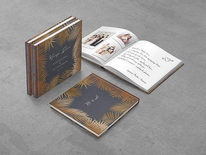 Księga Gości Miedziane Palmy