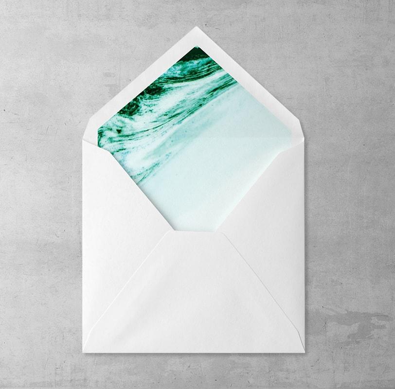 Zielony Marmur Wklejka