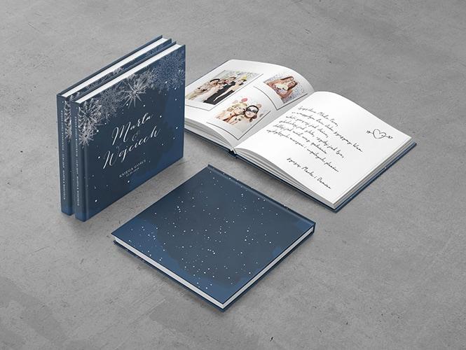 Płatki śniegu Księga