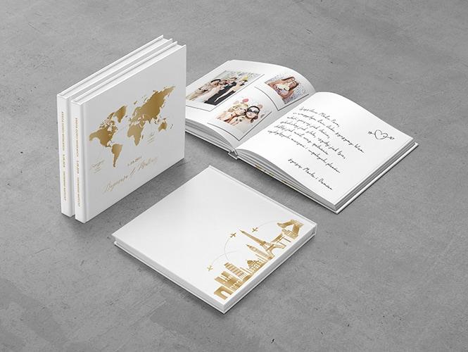 Złota podróż Księga Gości