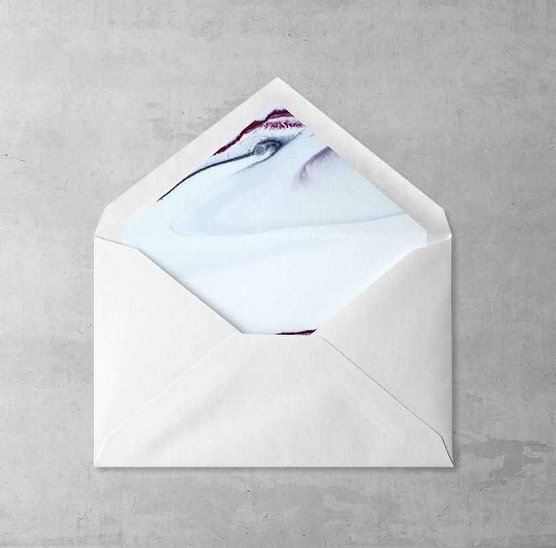 Rubinowy Marmur Wyklejka