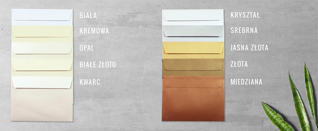 Koperty prostokątne duże