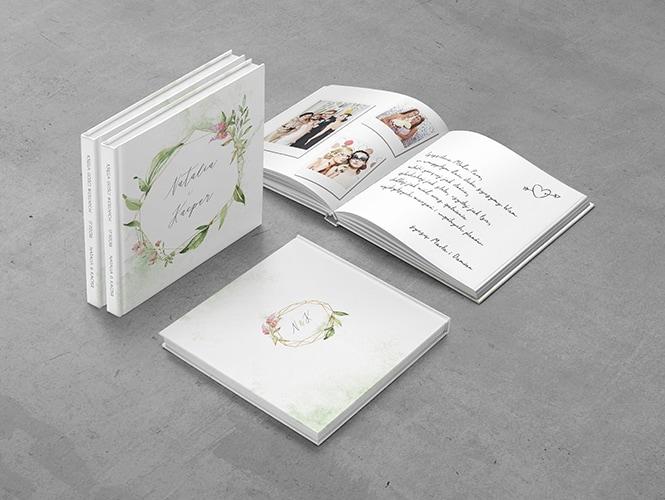 Kwiatowy Kryształ Księga Gości