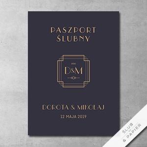 Paszport weselny