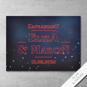 Projekt 11 - Zaproszenie ślubne