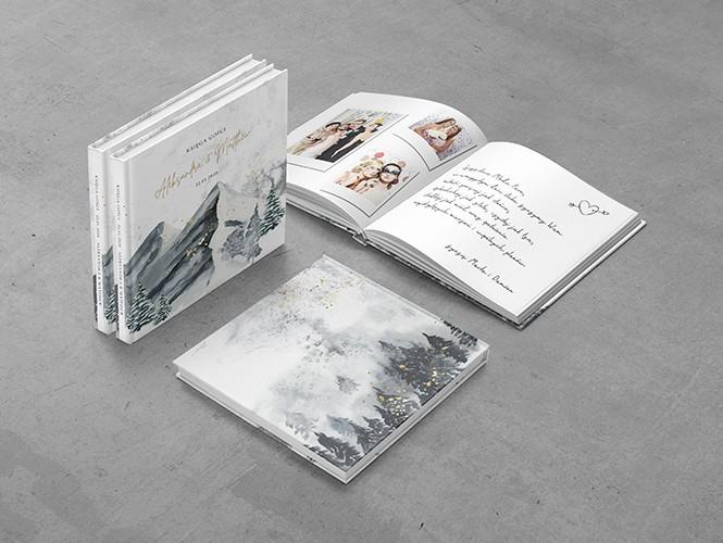 Księga gości do projektu Zimowe góry