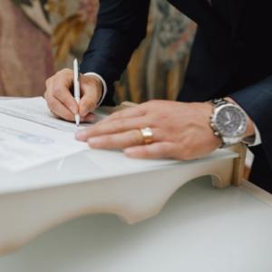 Formalności przed ślubem i weselem